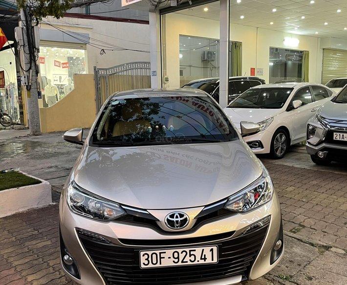 Bán xe Toyota Vios 1.5G 20190