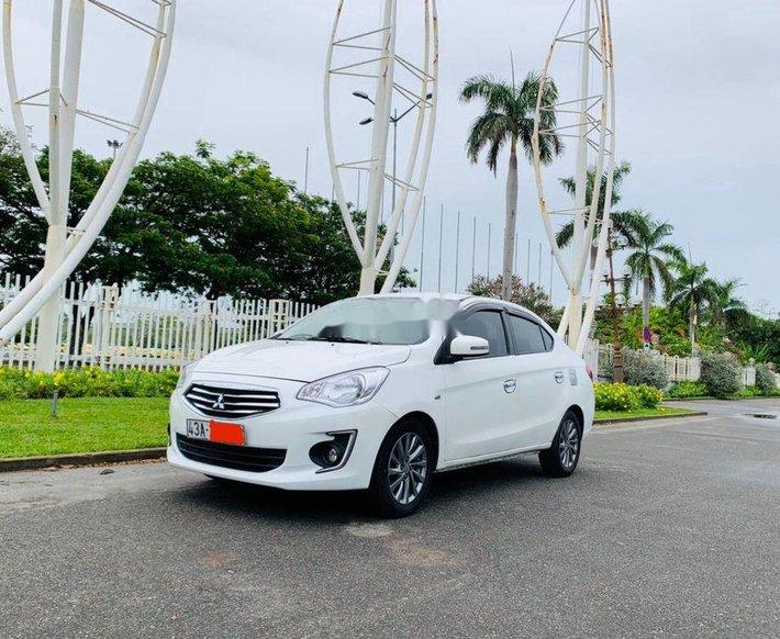 Bán ô tô Mitsubishi Attrage sản xuất 2017, nhập khẩu nguyên chiếc còn mới0