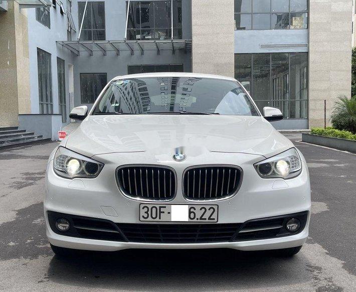Bán xe BMW 528i GT sản xuất 2013, màu trắng, nhập khẩu nguyên chiếc0