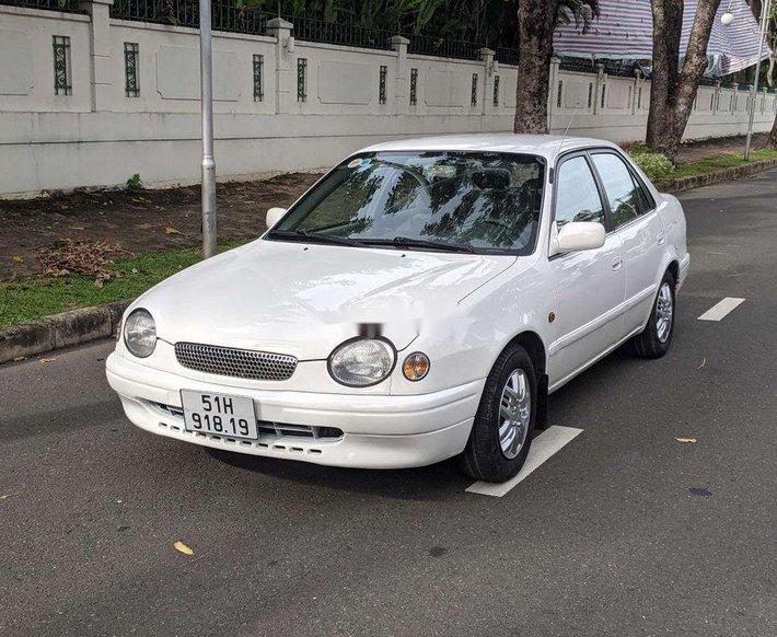 Bán Toyota Corolla năm 1999, nhập khẩu nguyên chiếc, giá 220tr0