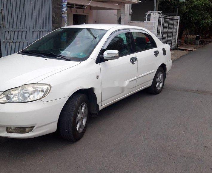 Xe Toyota Corolla Altis năm 2001, giá chỉ 220 triệu0