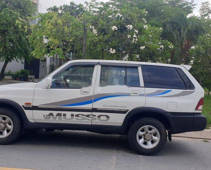 Xe Ssangyong Musso sản xuất năm 2003, nhập khẩu0