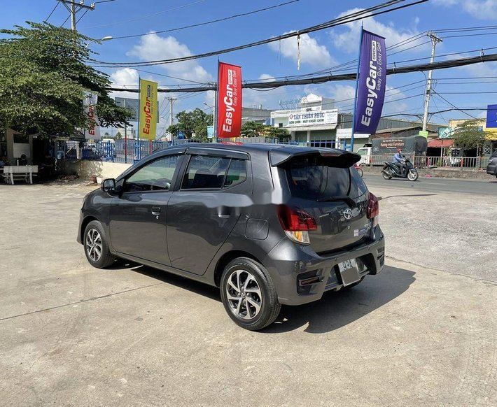 Bán Toyota Wigo năm 2019, màu xám, nhập khẩu nguyên chiếc0