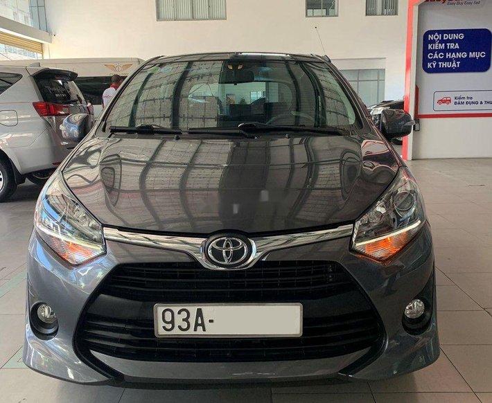 Bán Toyota Wigo 1.2E sản xuất năm 2019 số sàn, 298tr0