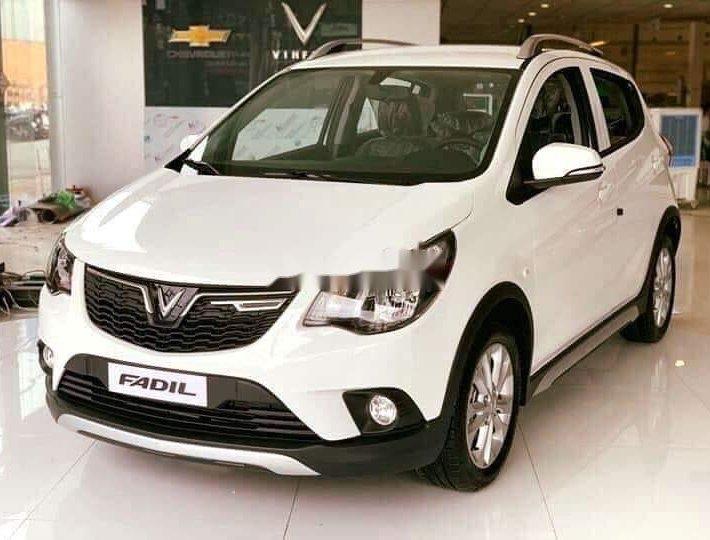 Bán ô tô VinFast Fadil sản xuất 2021, màu trắng, 425tr0