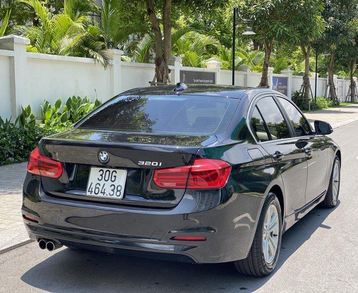 Xe BMW 320i F30 LCI  2016, hỗ trợ trả góp 70%/5 năm, nhận xe ngay chỉ từ 270tr0