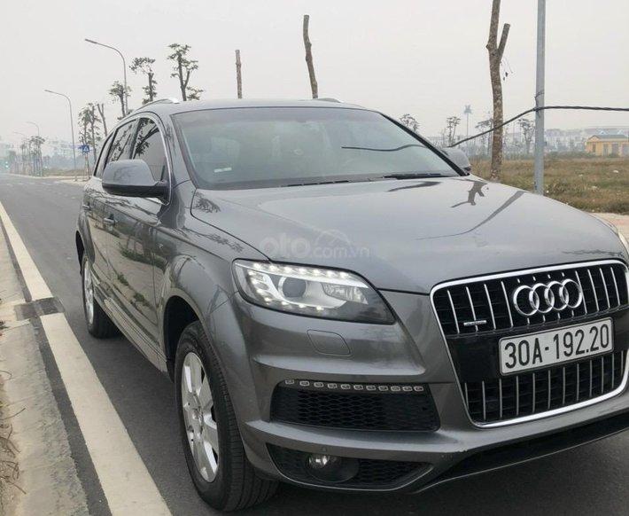 Audi Q7 - Xe gia đình cần bán0