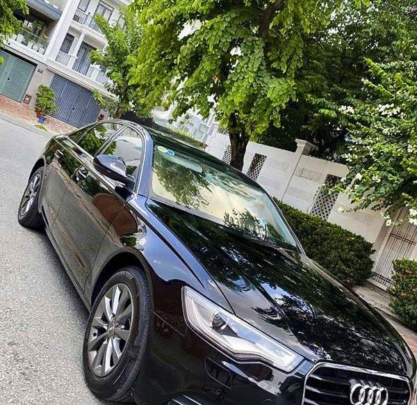 Bán Audi A6 2.0 đời 2011, màu đen, nhập khẩu nguyên chiếc 0