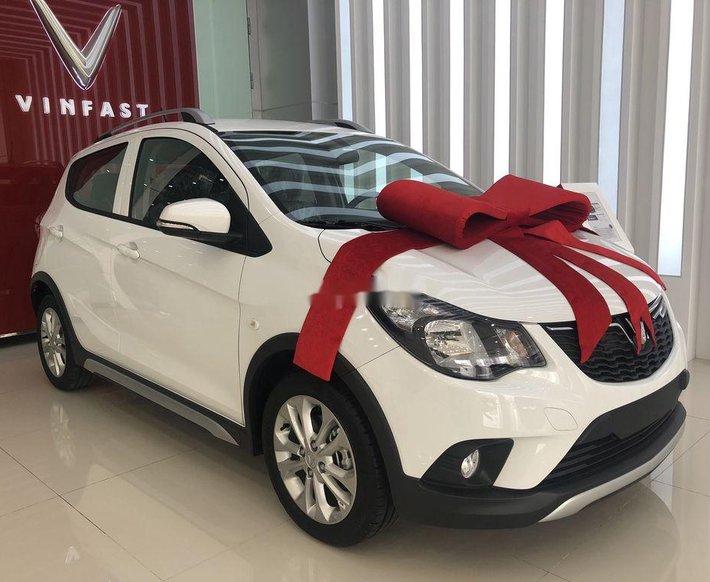 Bán VinFast Fadil sản xuất năm 2021, màu trắng0
