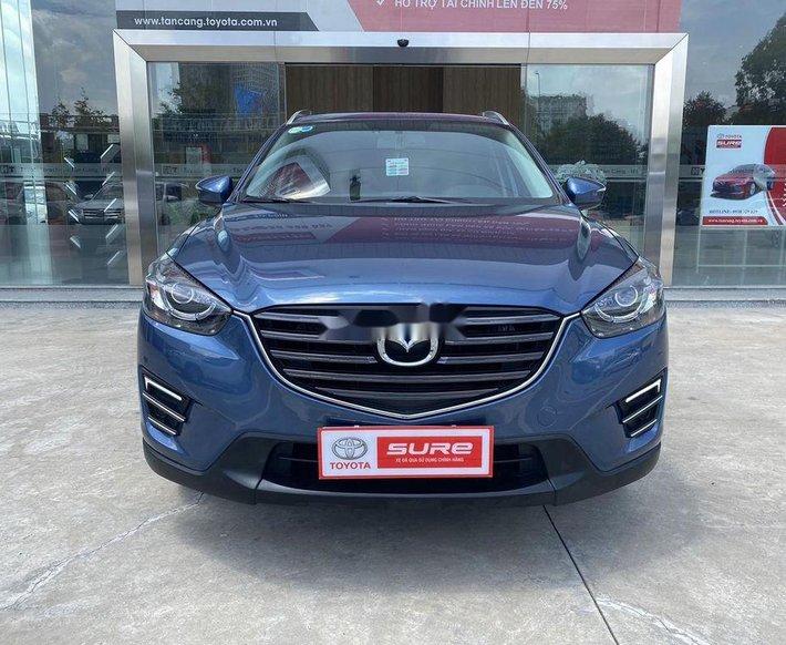Bán Mazda CX 5 năm sản xuất 2018, màu xanh lam, giá 765tr0