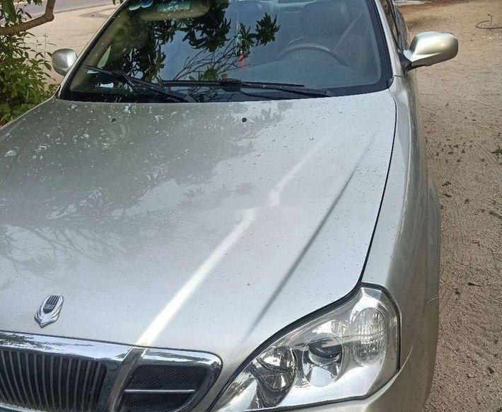 Bán xe Daewoo Magnus đời 2002, màu bạc, nhập khẩu nguyên chiếc0