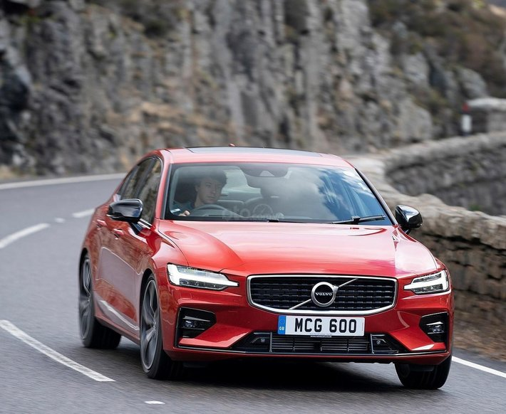 [Volvo Miền Nam] Volvo S60 - Sedan an toàn nhất thế giới, ưu đãi lớn, xe sẵn giao ngay, hỗ trợ trả góp 85% và lái thử0