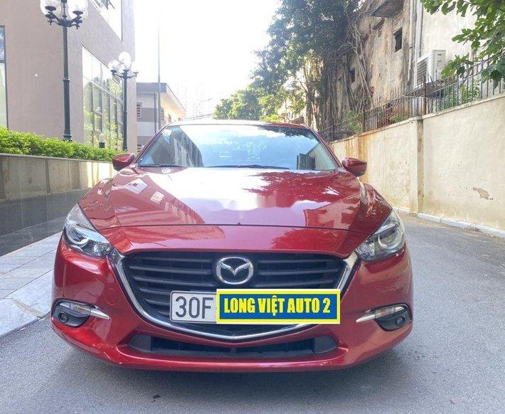 Bán ô tô Mazda 3 2018, màu đỏ chính chủ0