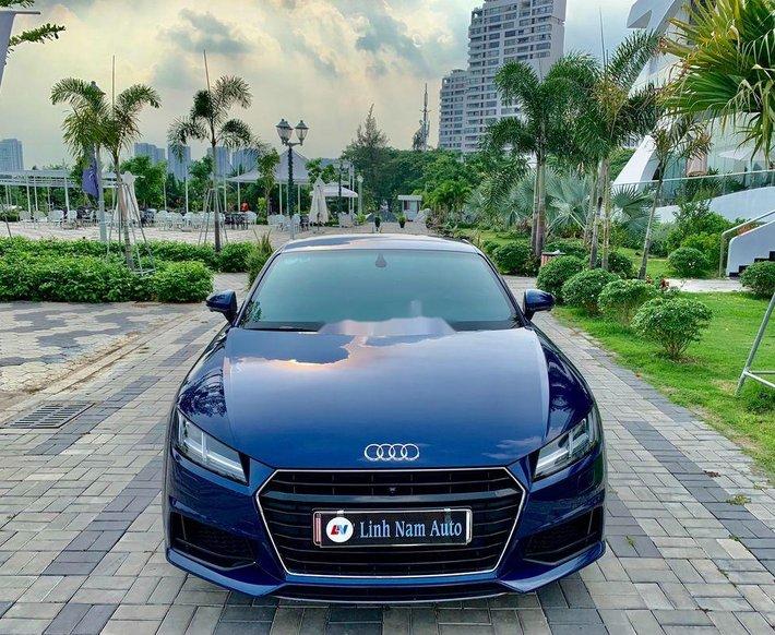 Bán Audi TT sản xuất 2017, nhập khẩu nguyên chiếc0