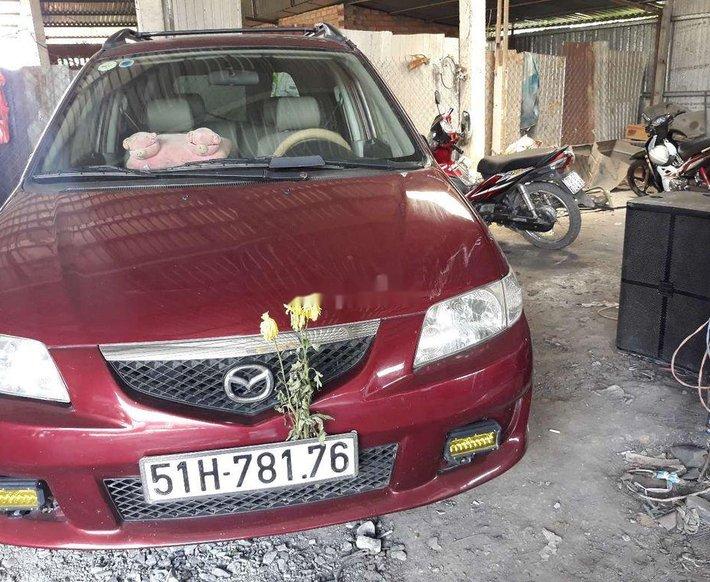 Bán xe Mazda Premacy sản xuất năm 2002, màu đỏ0