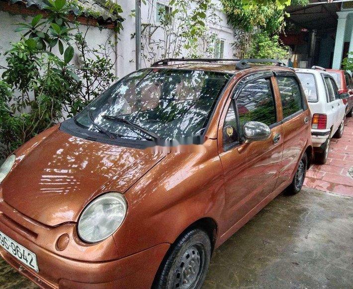 Cần bán Daewoo Matiz 2004 chính chủ0