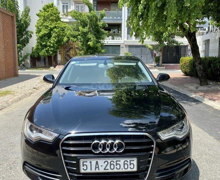 Bán xe Audi A6 năm 2011 chất xe đẹp, bảo dưỡng tốt định kỳ, giá rất hợp lý0