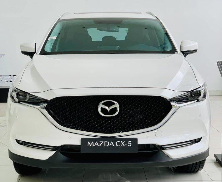 New Mazda CX5 SUV gia đình0