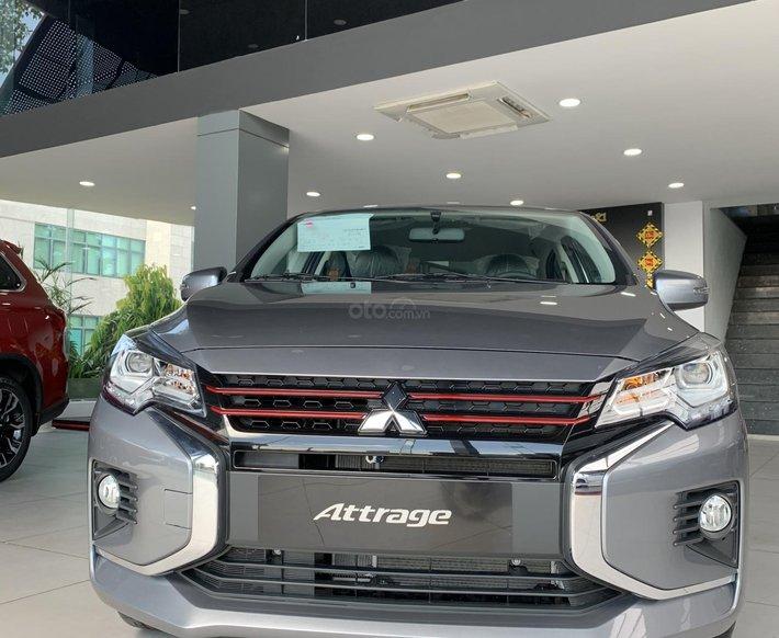 Mitsubishi Attrage lấy ngay chỉ với 138tr, giảm thêm tiền mặt 20tr T6, lãi suất cực tốt0