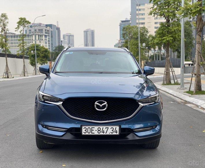 Cần bán xe Mazda CX 5 năm sản xuất 2017, giá tốt0
