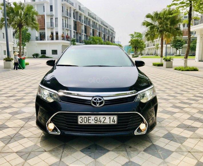 Bán Toyota Camry năm 2017, 875 triệu 1 chủ từ đầu biển Hà Nội0