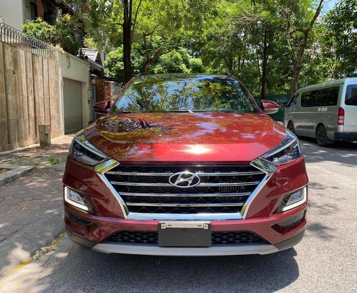 Hyundai Tucson 2021, hỗ trợ trả góp 90%, giao ngay, giảm tiền mặt + phụ kiện0