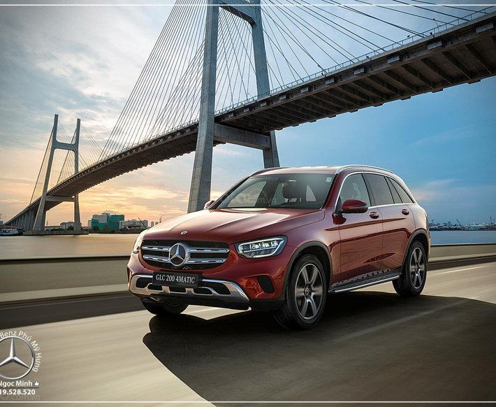 Sở hữu Mercedes -Benz GLC 200 4Matic model 2021 - chỉ với 8.5 triệu mỗi tháng0