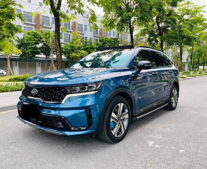 Bán xe Kia Sorento 2020 full xăng cao cấp, biển thành phố0