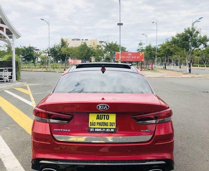 Bán Kia Optima 2.4 G-Line sản xuất 2019, màu đỏ, 820tr0
