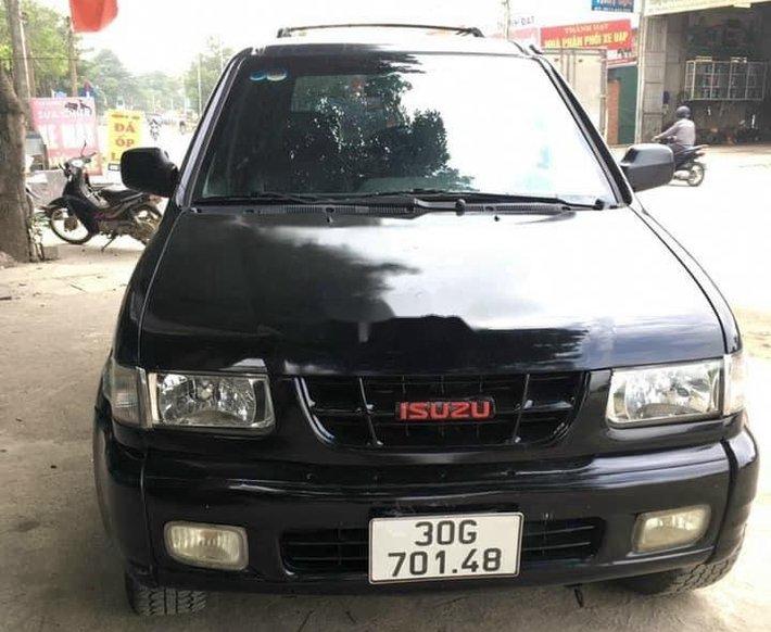 Cần bán lại xe Isuzu Hi lander 2005, màu đen, nhập khẩu chính chủ, 205 triệu0