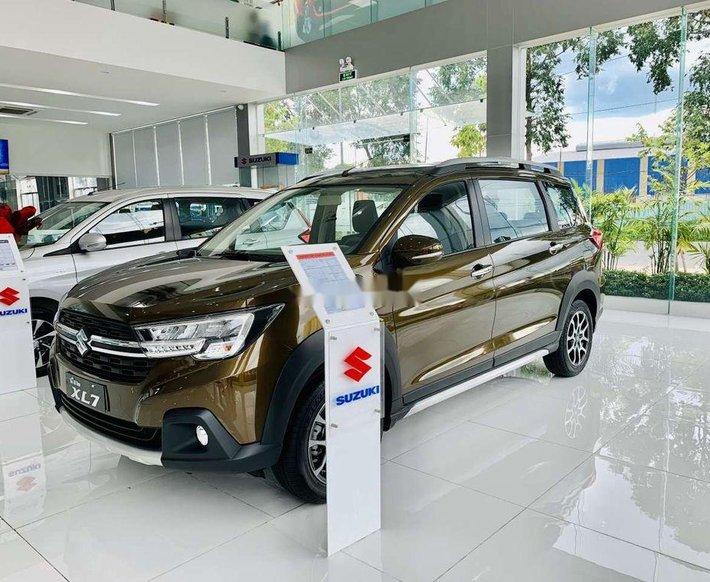 Bán Suzuki XL 7 sản xuất năm 2021, xe nhập, giá chỉ 569.9 triệu0