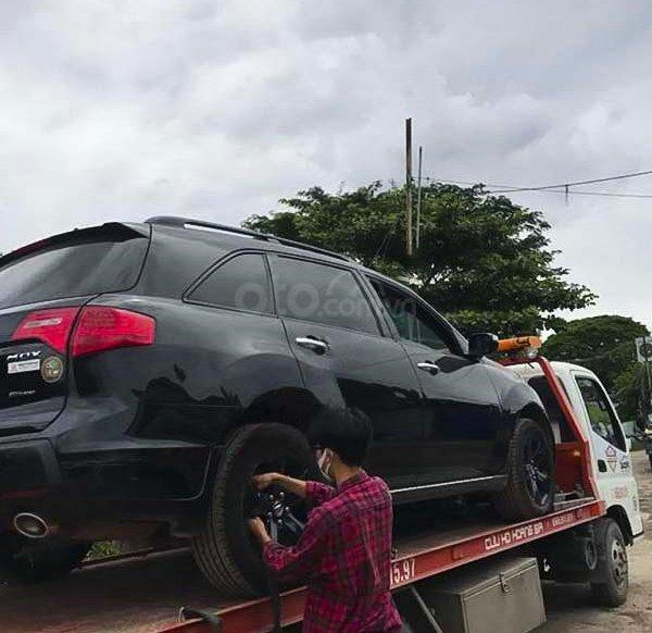 Cần bán xe Acura MDX sản xuất 2008, màu đen, nhập khẩu0