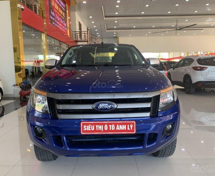 Bán xe Ranger sản xuất 2013 đăng ký 20140