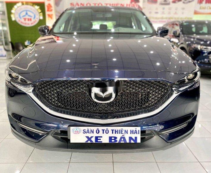 Bán Mazda CX 5 2.5 Premium đời 2020, màu xanh lam chính chủ0