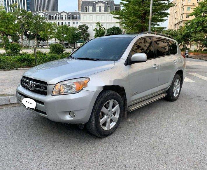 Bán xe Toyota RAV4 năm 2007, xe nhập còn mới0
