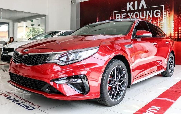 Bán Kia Optima 2019 sản xuất 2019, màu đỏ0