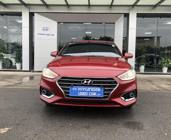 Hyundai Accent 1.4AT bản đặc biệt 2019, biển thành phố0