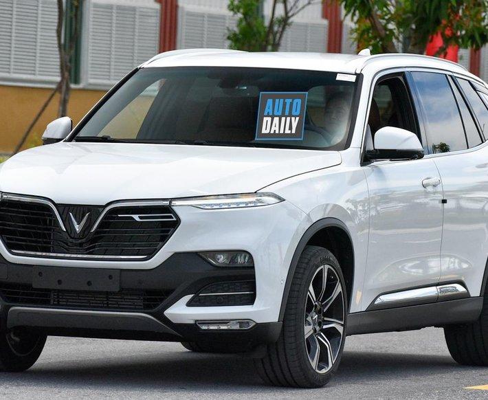 Lux SA2.0 - xe SUV của sự sang trọng - đẳng cấp0