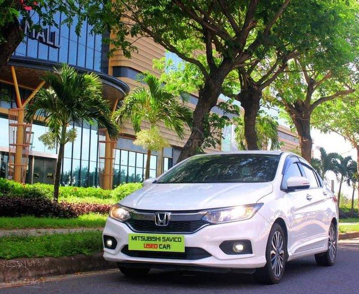 Bán gấp với giá ưu đãi nhất Honda City Top sản xuất năm 20180