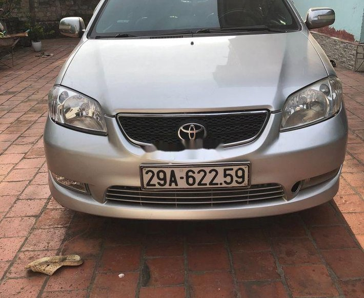 Cần bán gấp Toyota Vios năm 2004, xe nhập còn mới, 145tr0