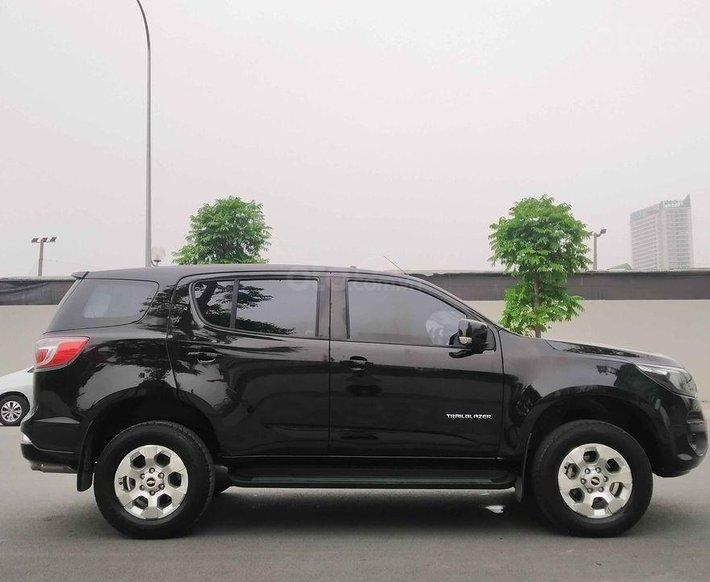 Cần bán Chevrolet Trailblazer cũ 2018, màu đen, nhập khẩu Thái Lan cực chất0