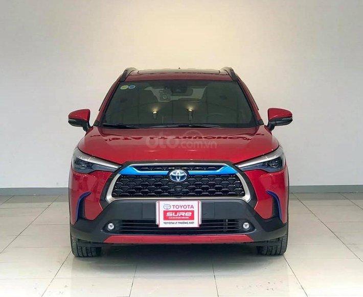 Bán xe Toyota Corolla 2020, màu đỏ, giá tốt0