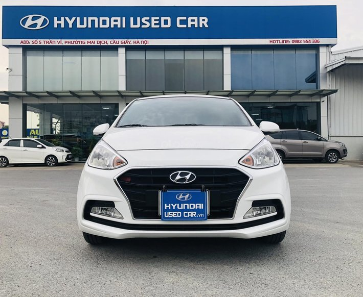 Hyundai Grand i10 Sedan 1.2MT full, sx 2021, siêu lướt biển lộc phát0