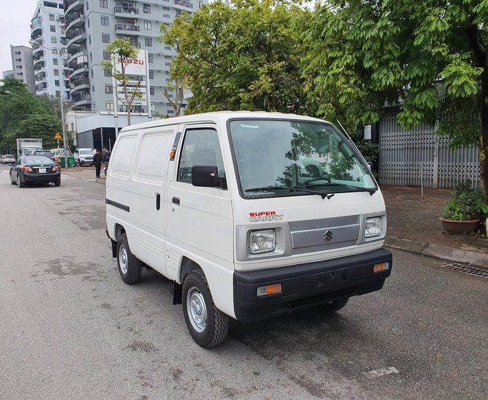 Suzuki Blind Van 2021 khuyến mãi lên đến 43tr, giá tốt nhất Hà Nội, liên hệ để nhận ưu đãi0