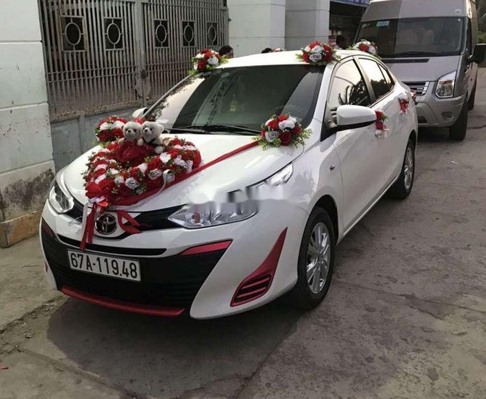 Cần bán Toyota Vios năm 2019 còn mới0