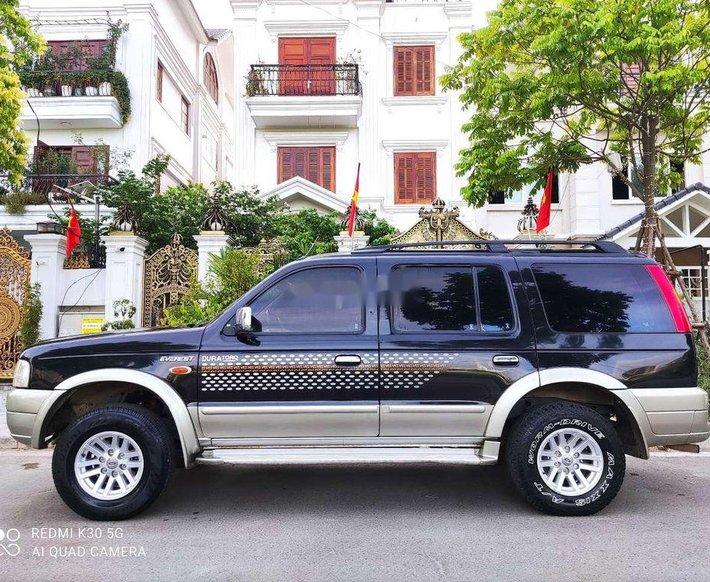 Bán xe Ford Everest năm sản xuất 2007 còn mới, 193tr0