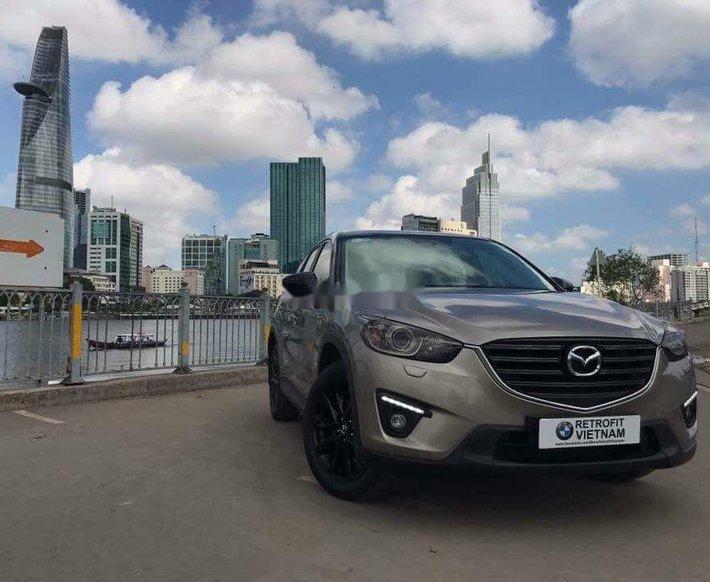 Bán Mazda CX 5 sản xuất năm 2013, nhập khẩu còn mới, 550 triệu0