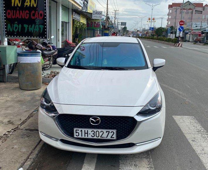 Bán ô tô Mazda 2 sản xuất 2020, xe nhập0