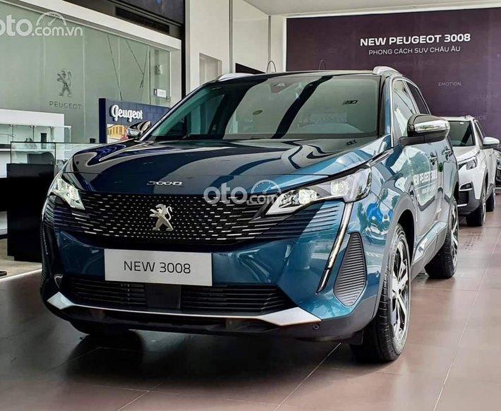 New Peugeot 3008 chính thức ra mắt - siêu phẩm đến từ Pháp0