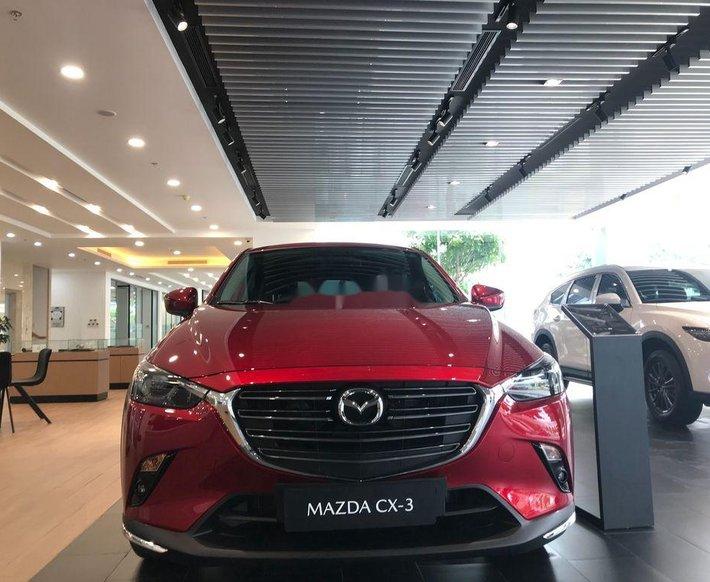 Cần bán Mazda CX3 sản xuất 2021, màu đỏ, nhập khẩu0
